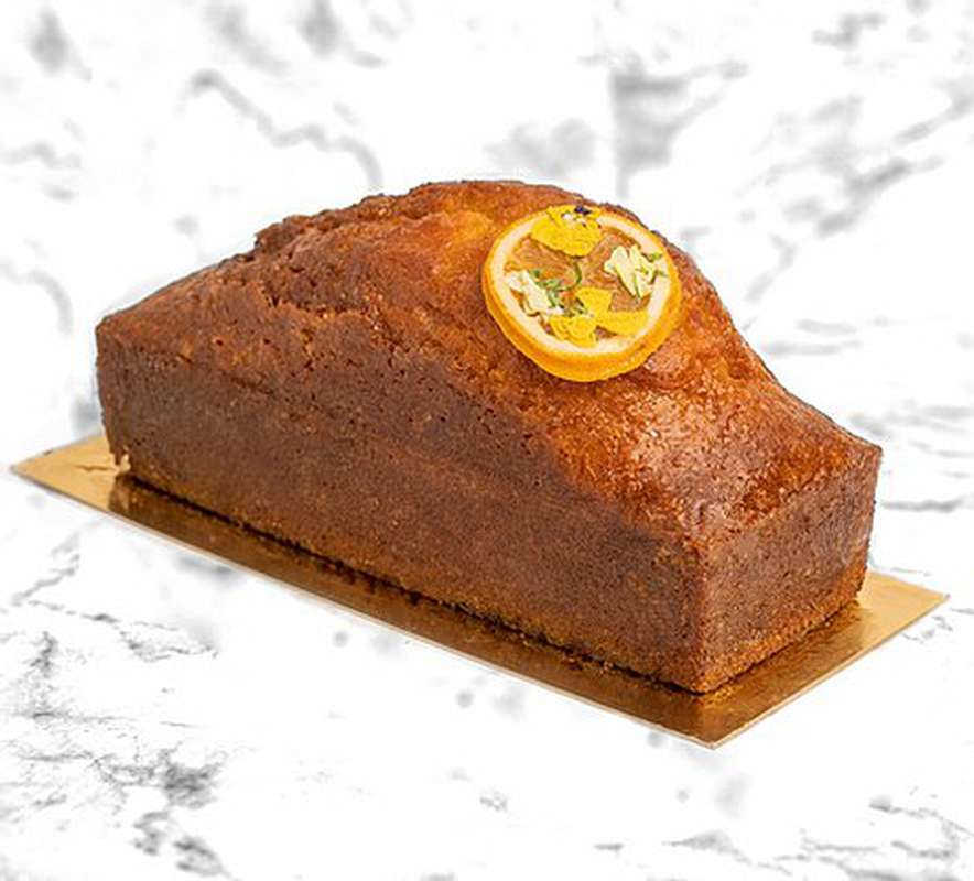 Cake Fleur d'Oranger, Le Bar à Cake (600 g)