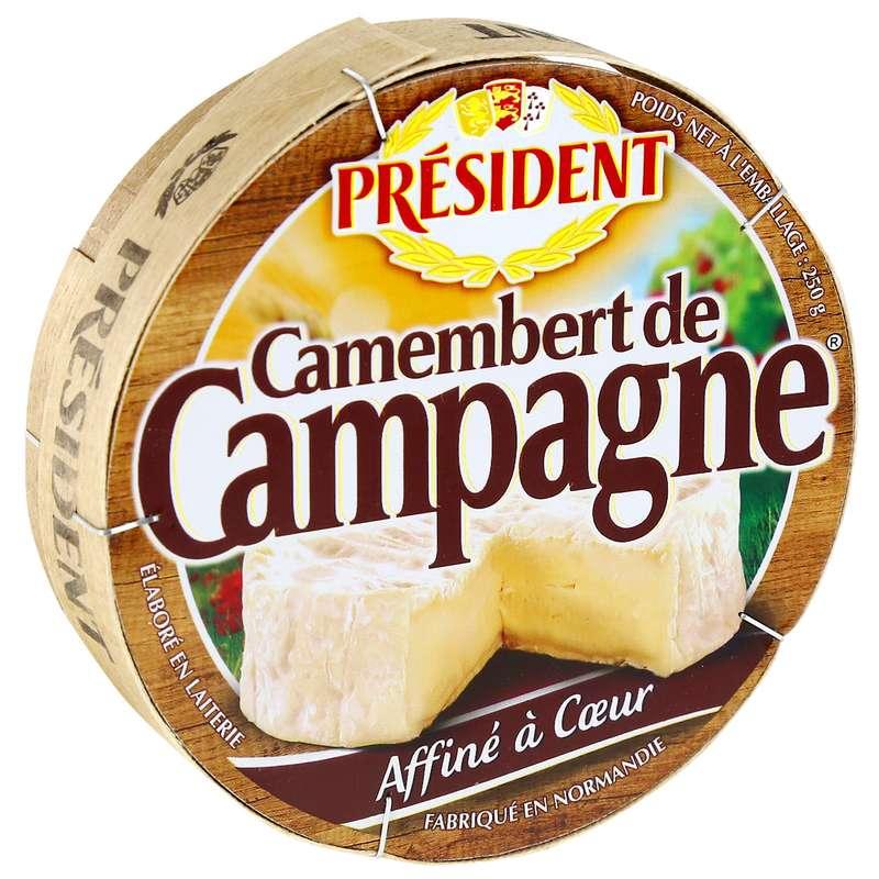 Camembert de Campagne, Président (250 g)