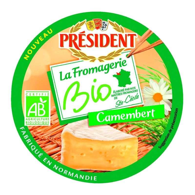 Camembert BIO, Président (250 g)