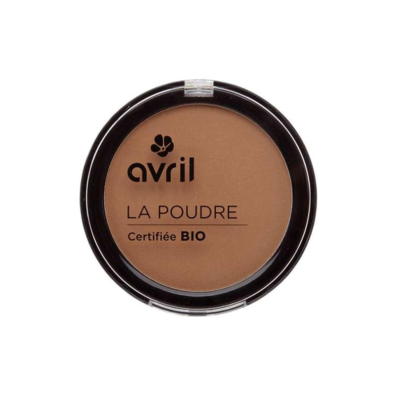 Poudre bronzante camel certifiée BIO, Avril (7 g)