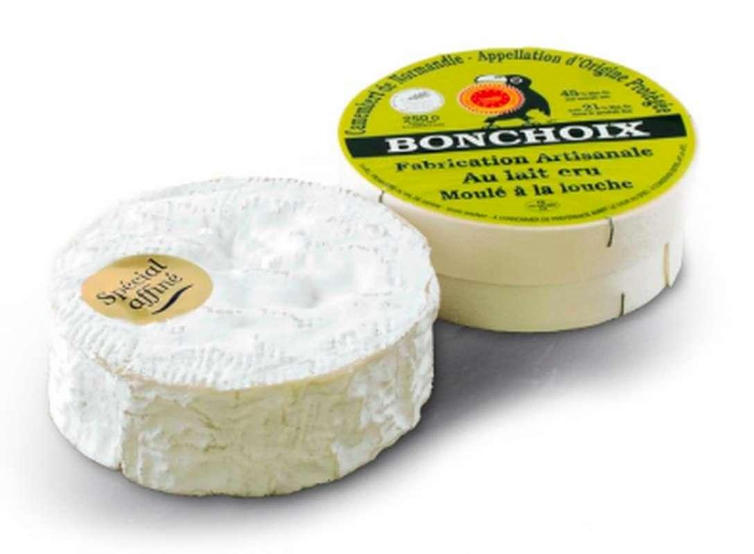 Camembert de Normandie Bonchoix (pièce, environ 250 g)