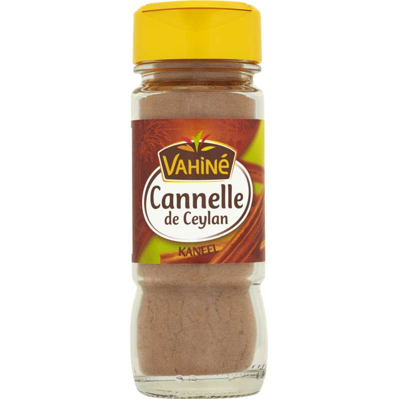 Cannelle de Ceylan moulue, Vahiné (35 g)