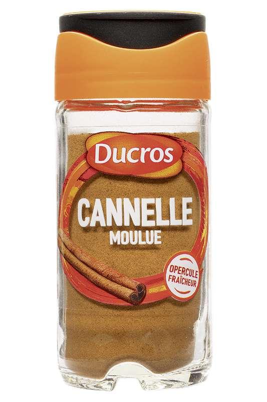 Cannelle moulue, Ducros (39 g)