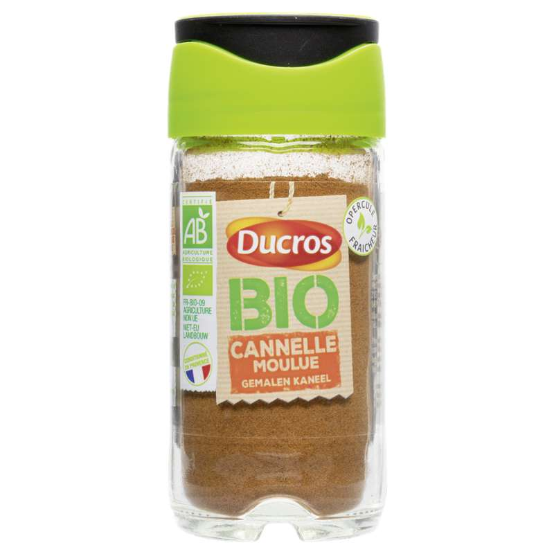 Cannelle moulue BIO, Ducros (30 g)