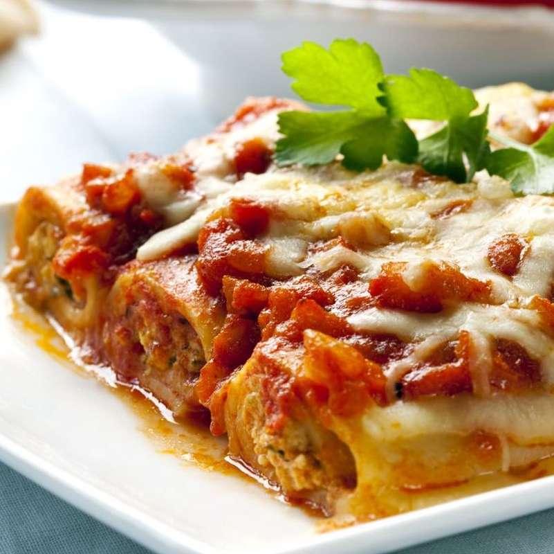 Cannelloni à la sauce bolognaise maison (350 g)
