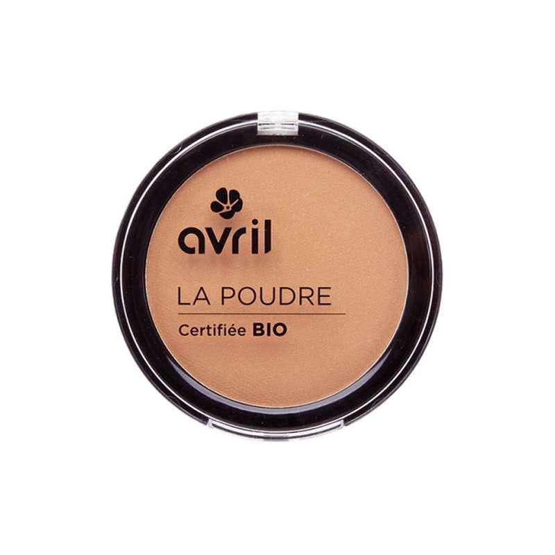 Poudre bronzante caramel doré certifiée BIO, Avril (7 g)