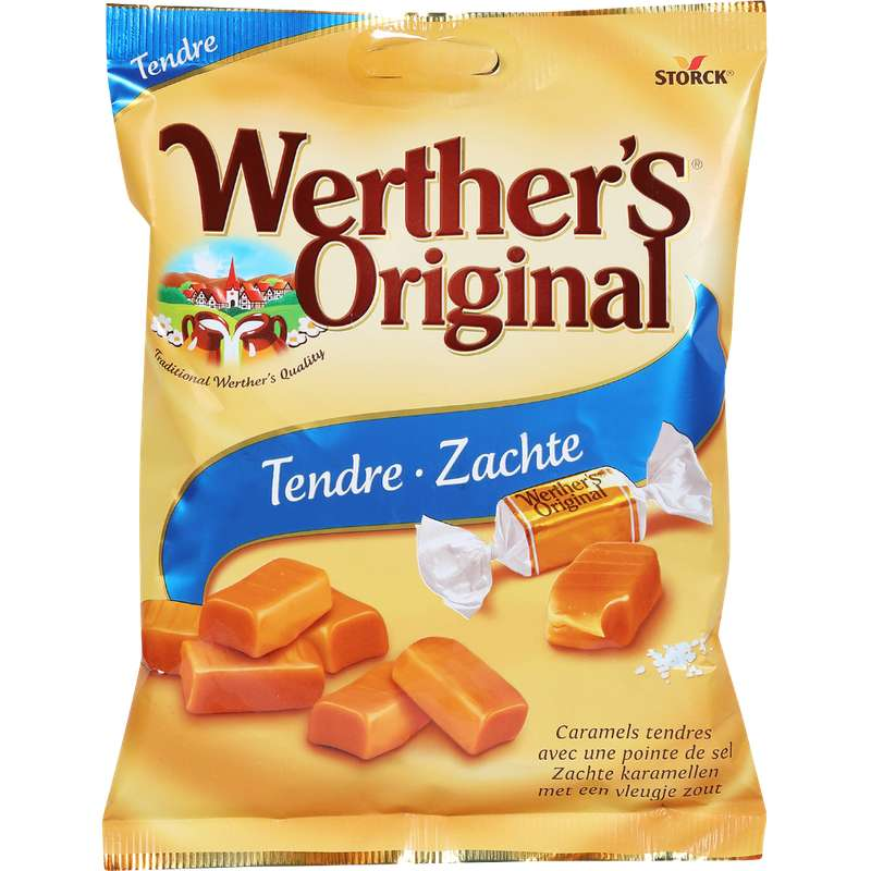 Werther's Original tendre (165 g)