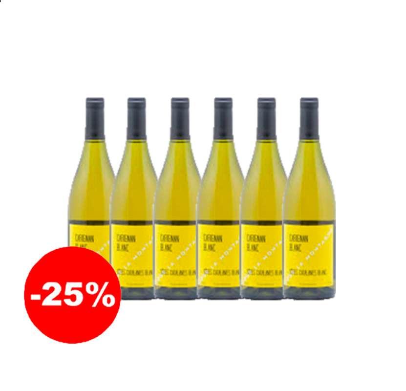 Carignan blanc - 2017 - IGP Côtes Catalanes (75 cl, caisse de 6)