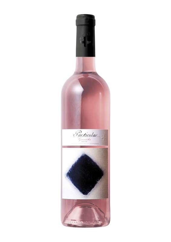 Cariñena AOP Particular rosé, Vin jeune (75 cl)