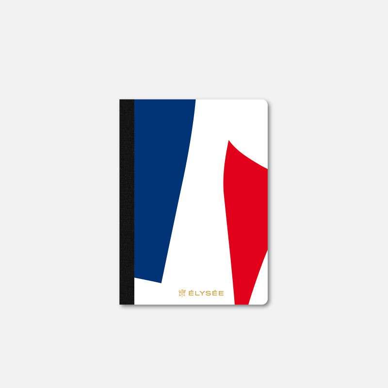 Carnet A5 Elysée Liberté, Papier Tigre