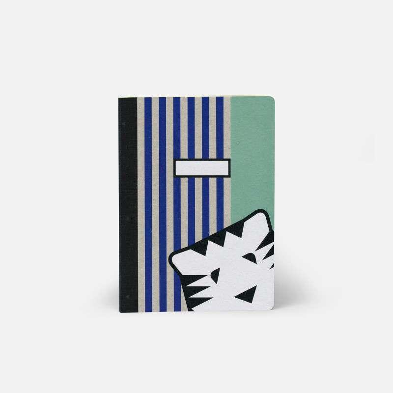 Carnet A5 Tigre, Papier Tigre