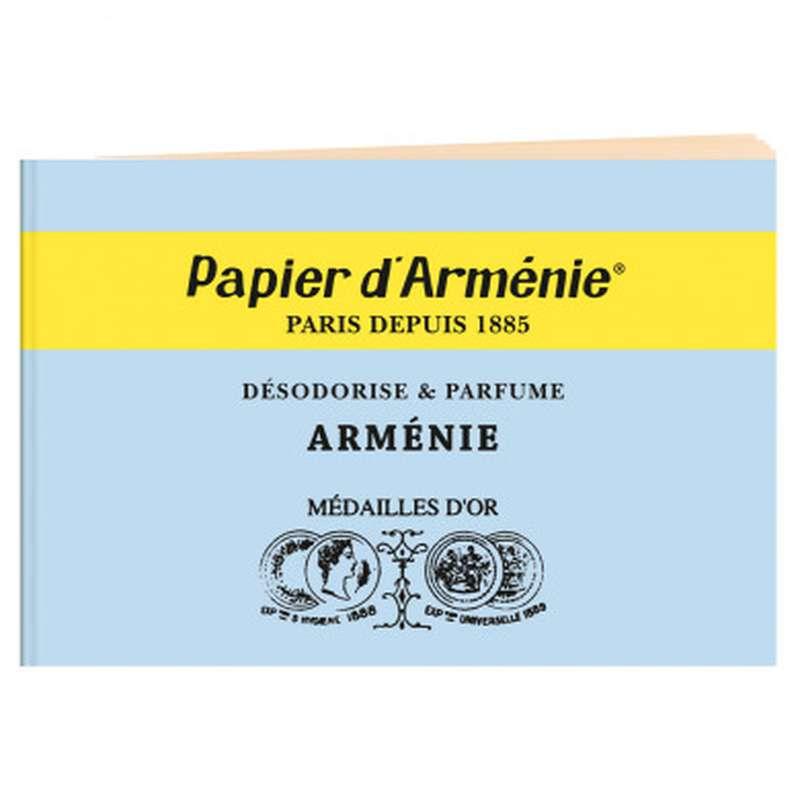 Carnet Arménie, Papier d'Arménie (x1)