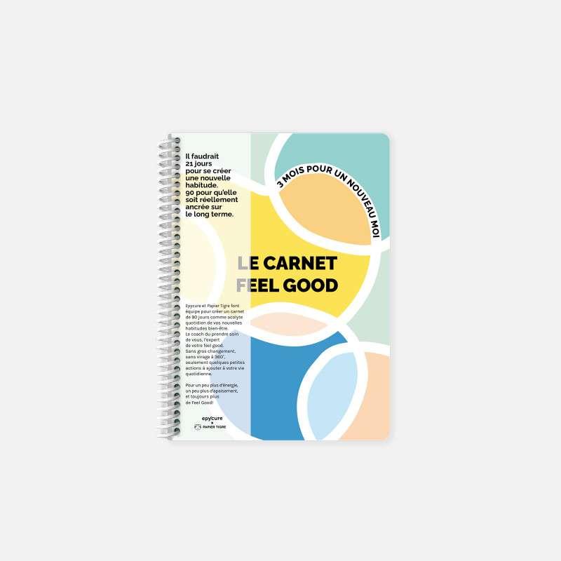 Carnet Feel Good, Papier Tigre