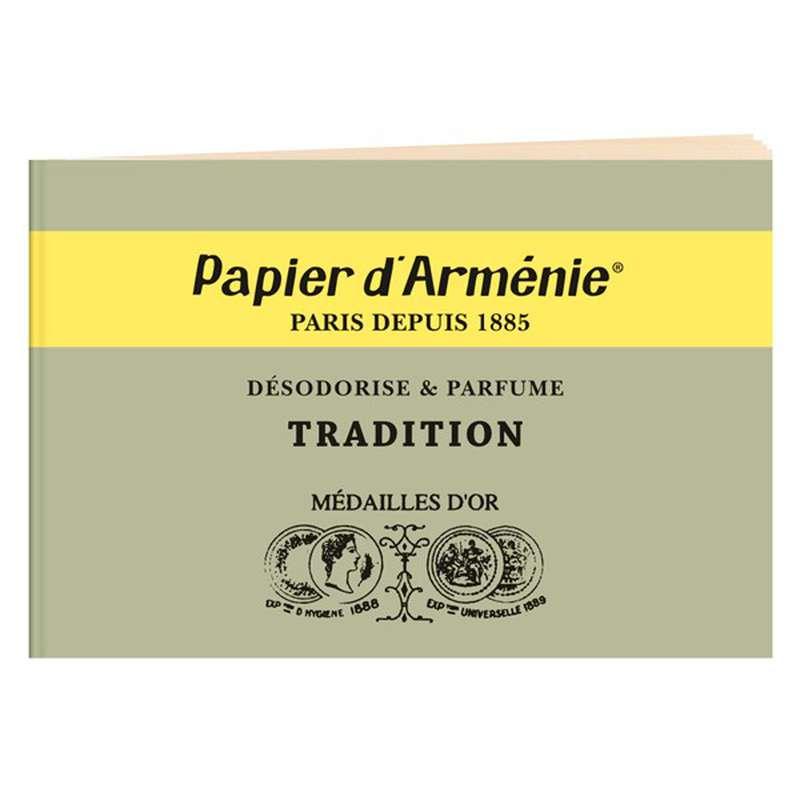 Carnet Tradition, Papier d'Arménie (x1)