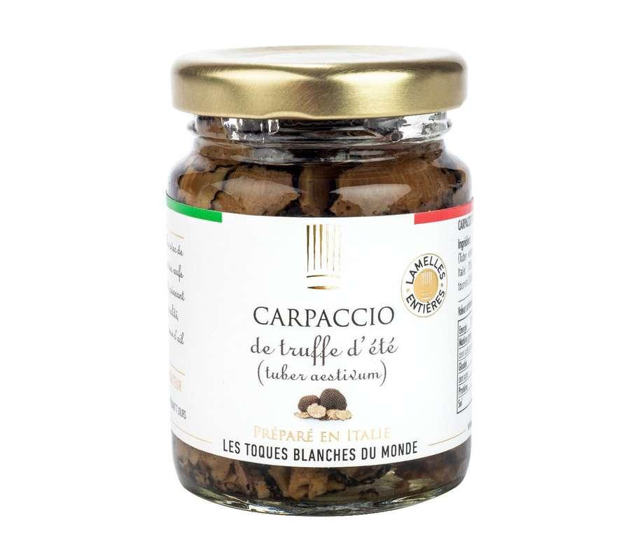 Carpaccio de truffe d'été, Les Toques Blanches du Monde (85 g)