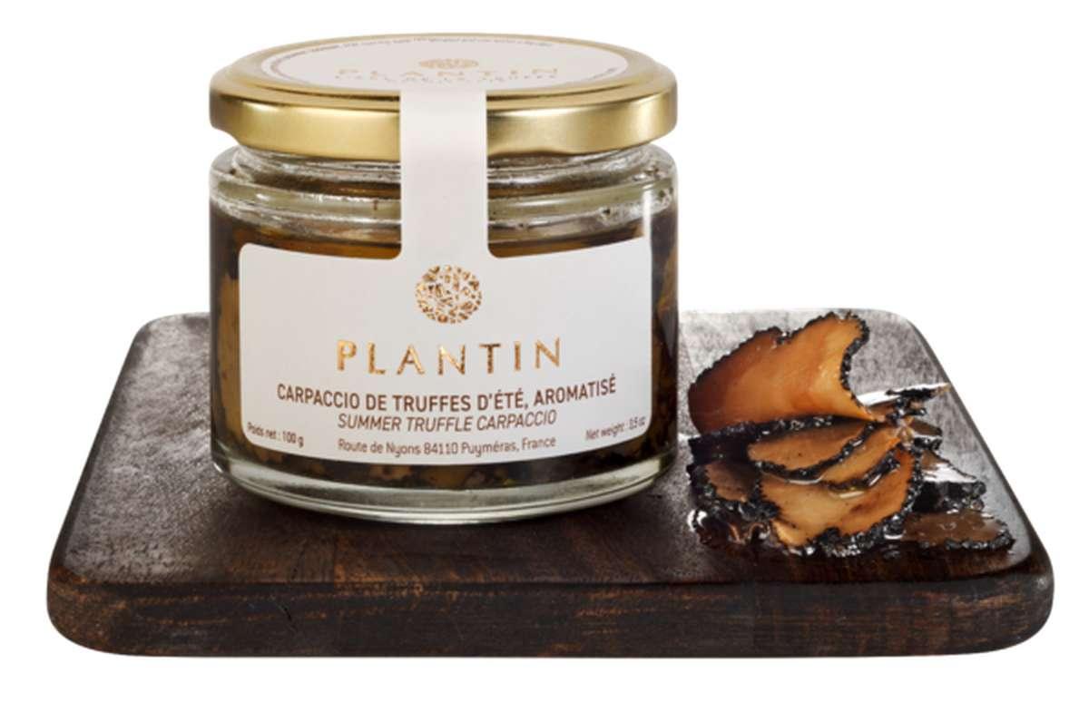 Carpaccio de truffes d'été, Plantin (100 g)