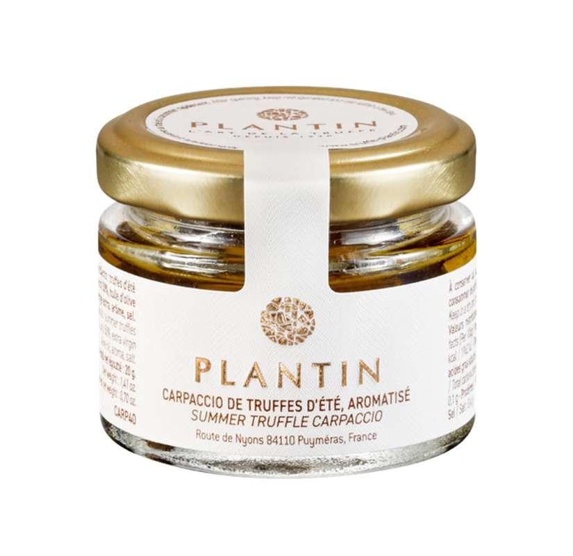 Carpaccio de truffes d'été, Plantin (40 g)