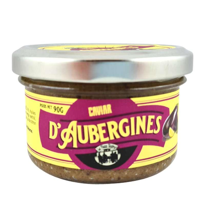Caviar d'aubergine, Le Vieux Bistrot (90 g)