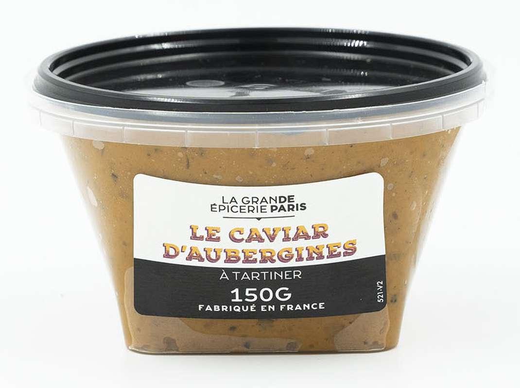 Caviar d'aubergines, La Grande Epicerie de Paris (150 g)