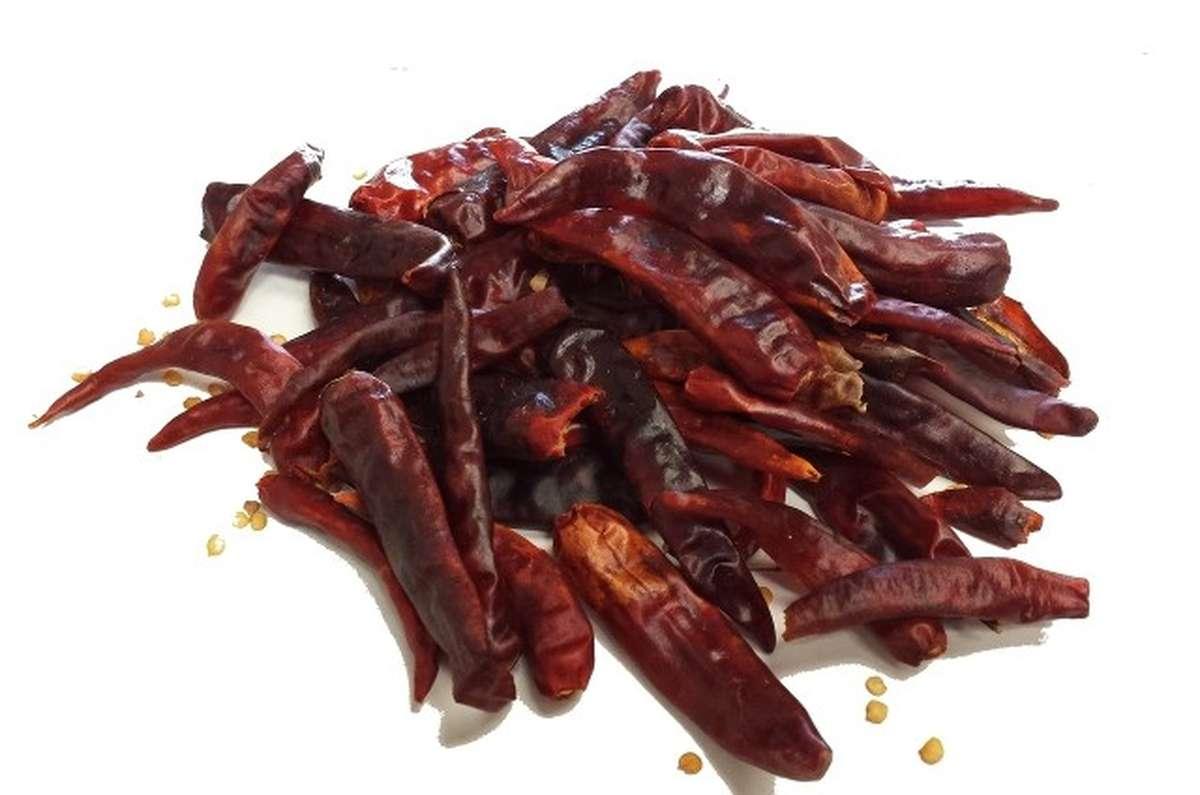 Piment de Cayenne entier, Ducros (11 g)