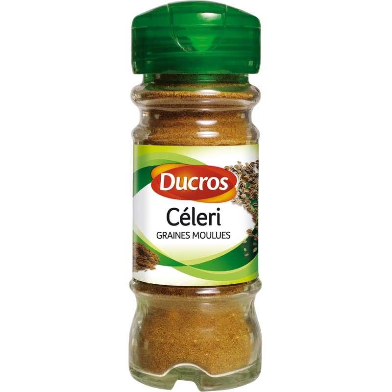 Céleri moulu, Ducros (33 g)