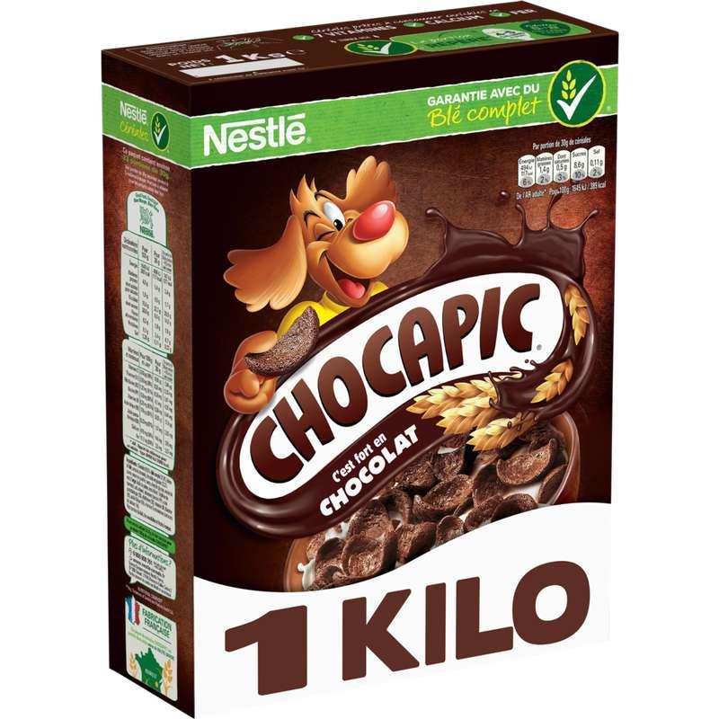 Céréales Chocapic, Nestlé (1 kg)