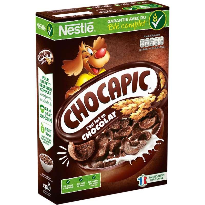 Céréales chocapic, Nestlé (430 g)