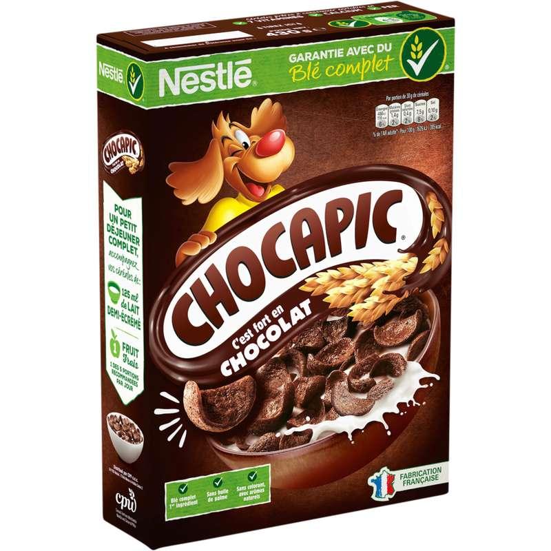 Céréales Chocapic, Nestlé (750 g)