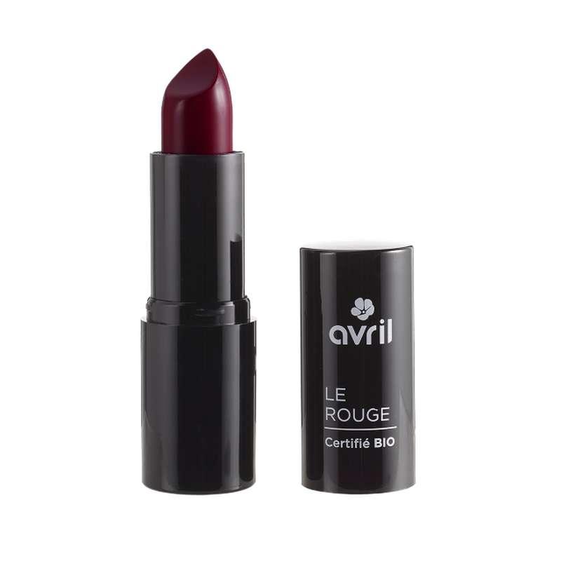 Rouge à lèvres cerise burlat n°602 certifié BIO, Avril