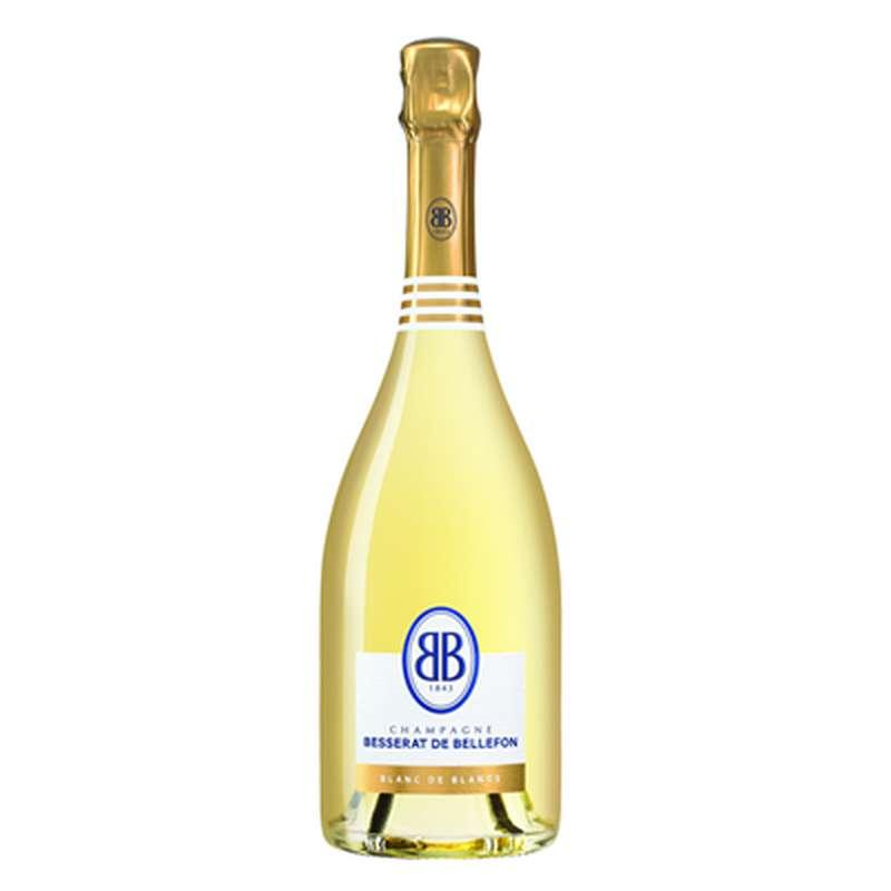 Champagne Blanc de Blancs, Besserat de Bellefon (75 cl)