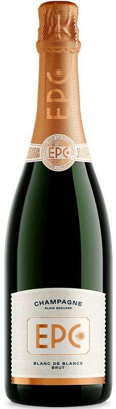 Champagne blanc de blancs Brut, EPC Champagne (75 cl)