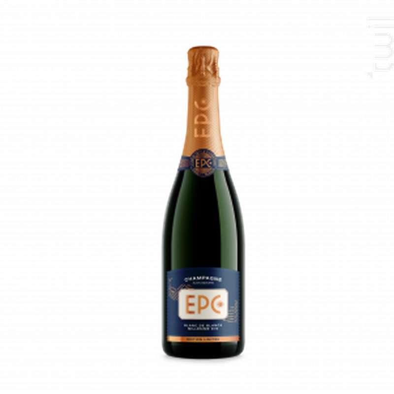 Champagne blanc de blancs Millésime 2015, EPC Champagne (75 cl)