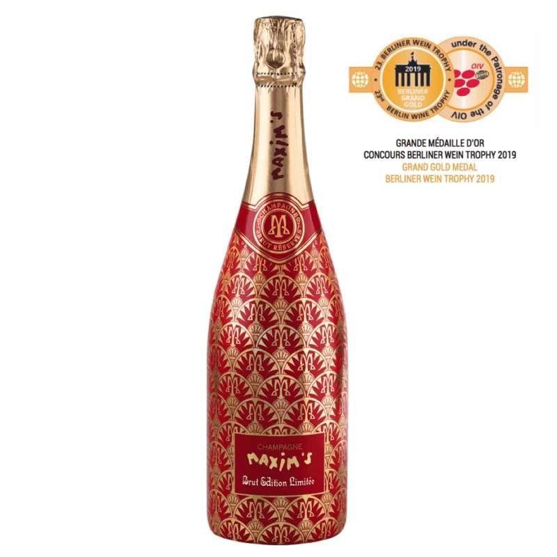 """Champagne Brut """"Belle Époque"""", Maxim's (75 cl)"""