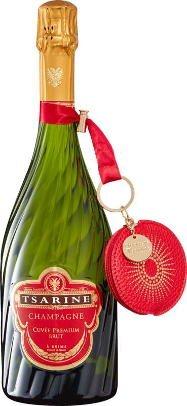 Champagne brut Cuvée Premium, Tsarine (75 cl)