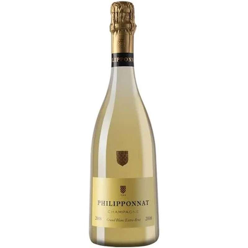 Champagne brut Grand blanc, Philipponat (75 cl)