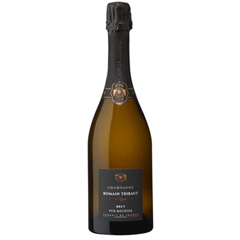 Champagne Brut Pur Meunier, Tribaut (75 cl)