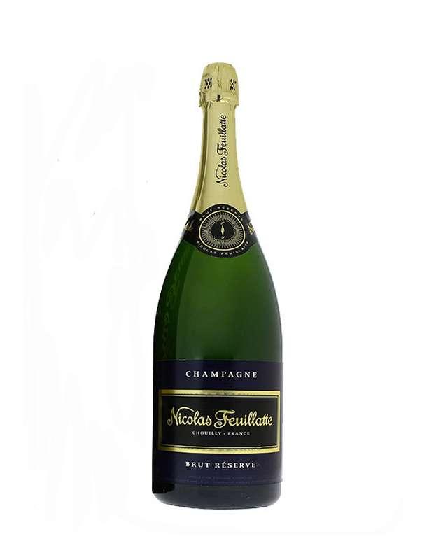 Champagne brut Réserve Magnum, Nicolas Feuillatte (1,5 L)