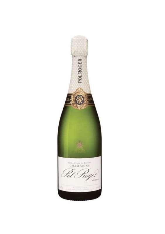 Champagne brut Réserve, Pol Roger (75 cl)