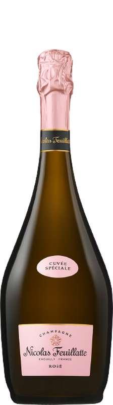 Champagne brut rosé Cuvée Spéciale, Nicolas Feuillatte (75 cl)