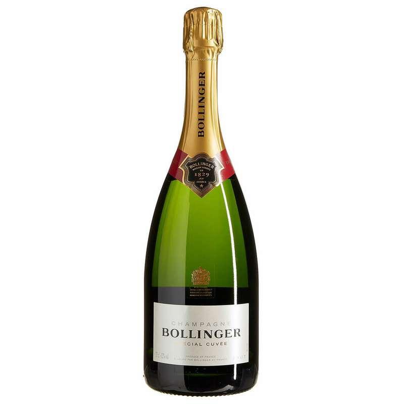 Champagne Brut Spécial Cuvée, Bollinger (75 cl)