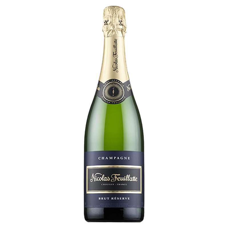 Champagne brut Réserve Cuvée Spéciale, Nicolas Feuillatte (75 cl)