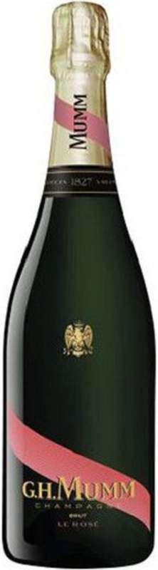 Champagne rosé Cordon Rouge, Mumm (75 cl)