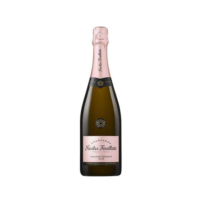 Champagne Rosé, Nicolas Feuillatte (75 cl)