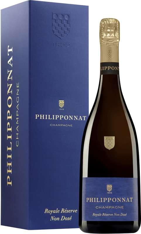 Champagne royal réserve non dosé, Philipponat (75 cl)