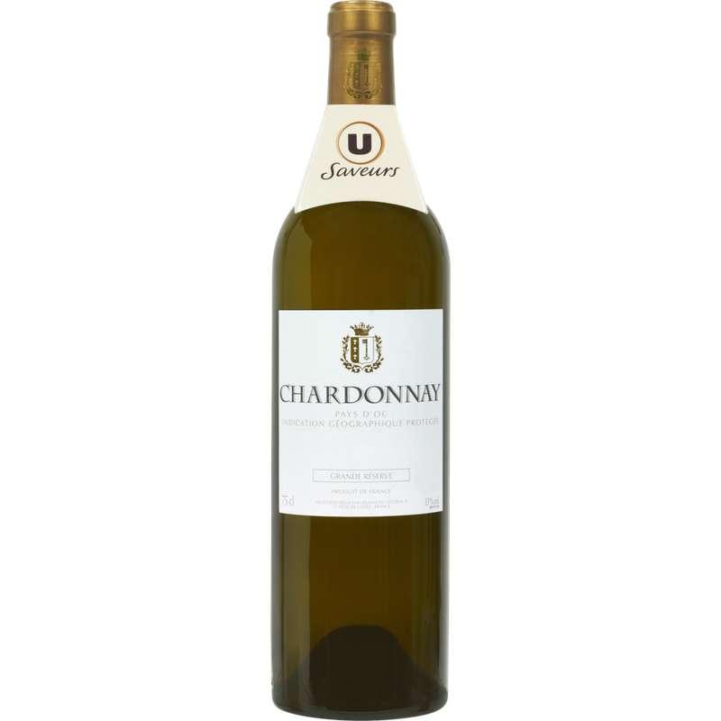 Chardonnay Pays d'Oc IGP 2019 (75 cl)