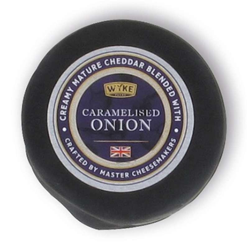 Cheddar cire Caramelised Onions, Wyke Farms Wyke (100 g)