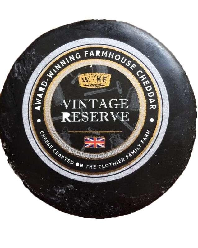 Cheddar cire Vintage Reserve, Wyke Farms Wyke (100 g)
