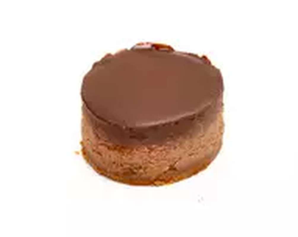 Cheesecake façon tarte choco-noisette, Rachel's cake