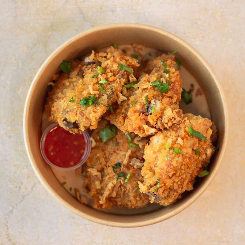 Chicken fried à la thaï (400 g)
