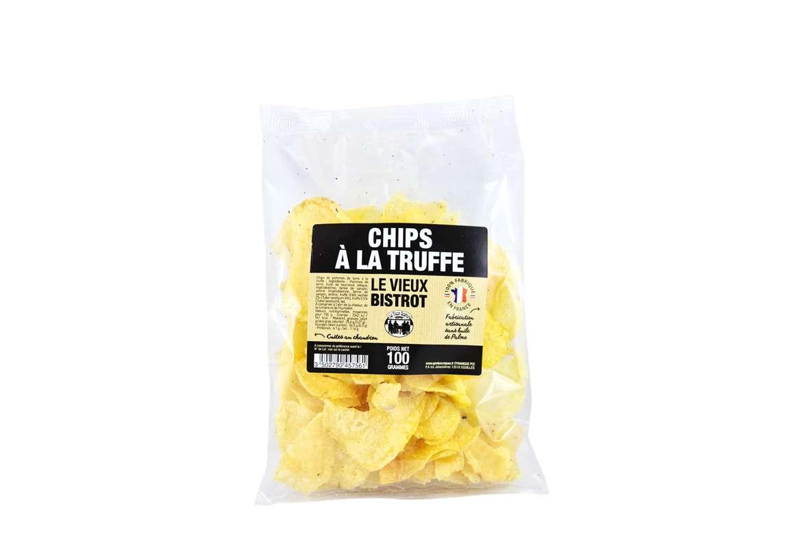 Chips à la Truffe, Le Vieux Bistrot (100 g)